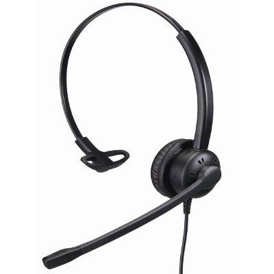 Tiptel 1125202 Kopfhörer IP schwarz