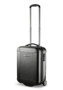 Trolley-Koffer - Kabinentrolley, XXL-Light, TSA, Ital. Design, wahlweise in Schwarz od. Silber