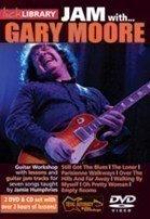 Lick Library: Jam With Gary Moore (Cd And 2 X Dvd) [Edizione: Regno Unito]