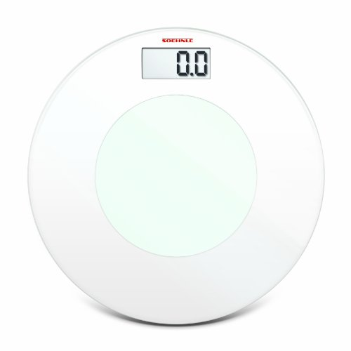 Soehnle 63330 Digitale Personenwaage Circle Balance Digital Balance