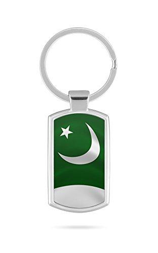 Schlüsselanhänger Pakistan Fahne