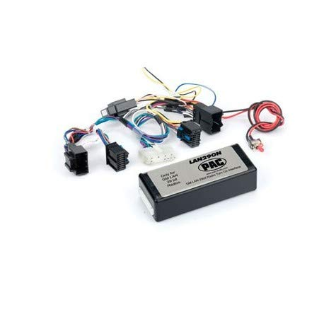 PAC LAN29ON Einschaltschnittstelle für 29-Bit-LAN General Motors Radios General-motors-radio