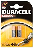 Brand New. Duracell MN9100N Battery Alkaline for Camera Calculator or Pager 1.5V Ref 81223600 [Pack 2]