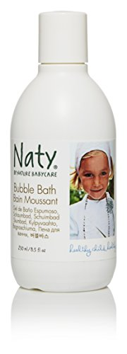 Naty By Nature Babycare Eco Baby Bath 250 Ml - Pack Of 2