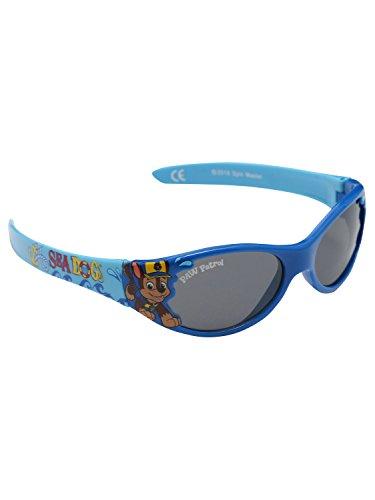 Paw Patrol Kids Boys Blue Chase Character Design Dark Lenses Sunglasses