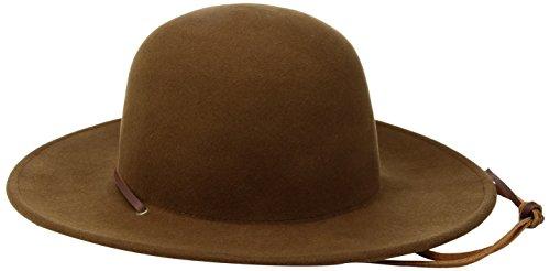 Brixton Unisex Hat Tiller coffee