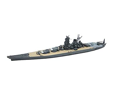 1/700 Japanese Battle Ship Musashi -at The Time Of August 1942 von Fujimi