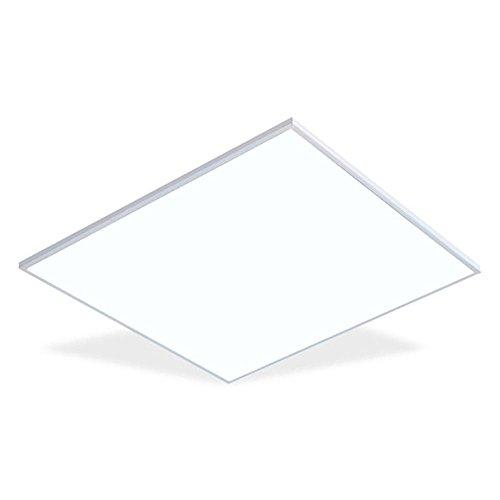 LED Panel Einbau, MARIA, 50W, PHILIPS CertaDrive, Active Pure Tageslicht, 620x620mm, LED Bürolampe für Odenwalddecke, Rasterleuchten, Einlegeleuchte, Büroleuchten -