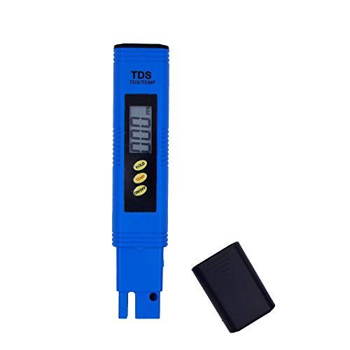zhang-hongjun,Test für die Wasserqualität Test TDS Tester Titansonde(Color:GELB)