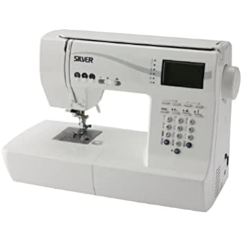Silver Viscount 9500E Computerised Sewing Machine