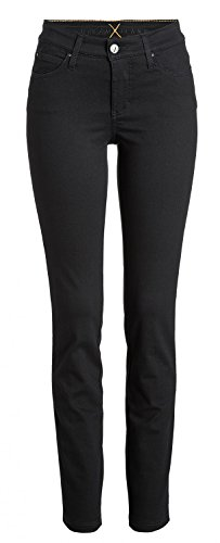 MAC Dream Skinny Damen Jeans Hose 0355l540290 , Farbe:D999 black black;Größe:W38/L32 (6-pocket-hose)