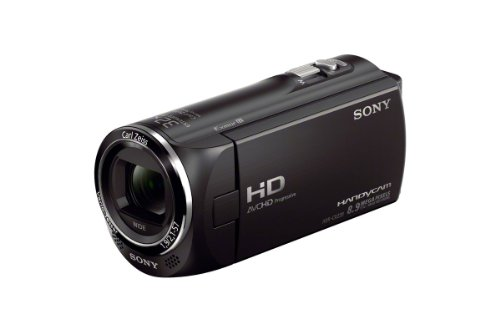 Sony HDR-CX220/B High Definition Handycam Camcorder with 2.7-Inch LCD (Black)