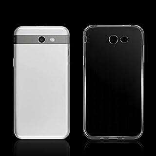 Rekkles Case For Samsung Galaxy J3 2017 Transparent TPU Case Slim Thin Back Case Shock Absorbing Back Cover