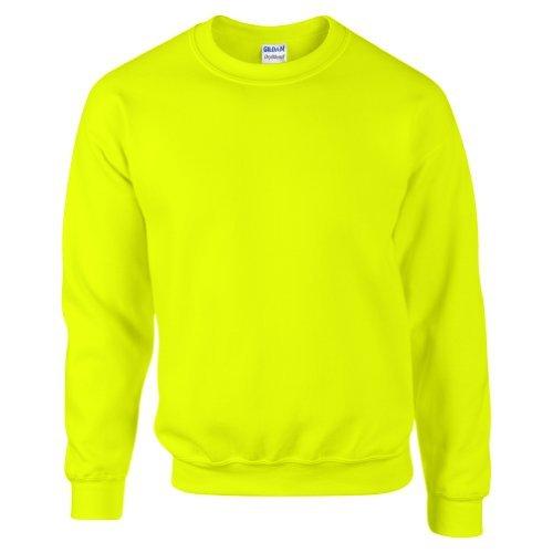 tshirt / Pullover mit Rundhalsausschnitt (2XL) (Sicherheitsgrün) (Kaufen Jahreszeiten)