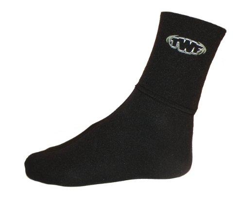 31V u79OciL - TWF 3mm 'Sox' Wetsuit Sock Size Medium UK 7-8