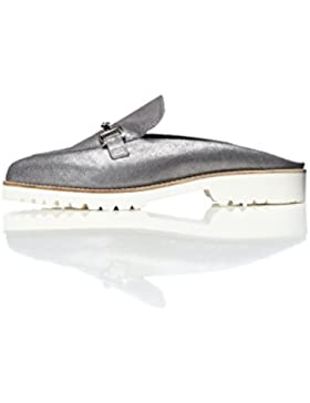 FIND Damen Sneaker mit Plateau-Sohle