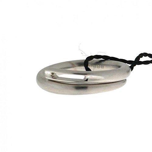 Breil - Anello da Uomo in Acciaio Inox, Misura 60 (19.1) - 2131820102