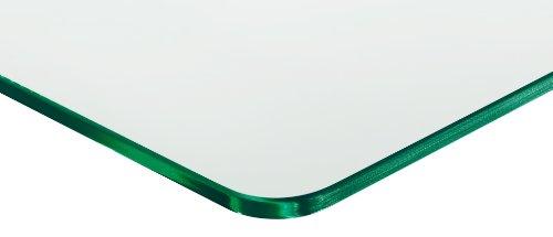 regalraum glasregal wandregal round jam 4 gr en 2 dekore 60x20 cm klar silber bei anazo. Black Bedroom Furniture Sets. Home Design Ideas