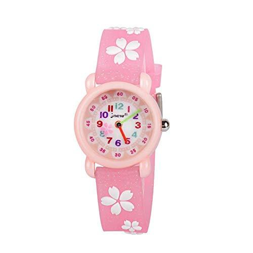 Spielzeug Geschenk für 3-12 Jahre alte Mädchen Kid, CYMY Kinder Armbanduhr Wasserdichte Uhr Spielzeug für 3-12 Jahre alte Mädchen Alter 3-12 Geschenk für Kinder Geburtstag Weihnachtsgeschenk