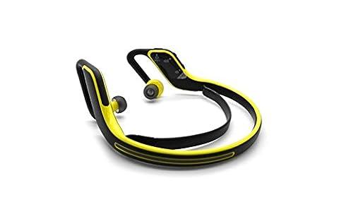 New Motorola S11-HD Bluetooth Universal Wireless Stereo Headset 4 Running Gym Headphones Lime (Non-Retail Packaging)