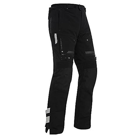 BERING Pantalon Moto Rando, Noir, 46/48