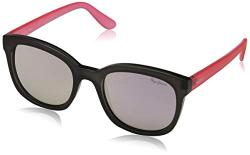Pepe Jeans Damen Valene Sonnenbrille, Grau Grey, 53.0