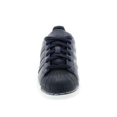 Adidas Superstar, Zapatos Corrientes Para Hombres Azules (legend Ink / Gray Three / Trace Cargo)