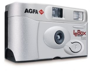 Agfa Lebox CAM Flash Vista 400-27 N Film