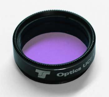 TS-Optics UCF Kontrastfilter 1,25 Zoll (31,7mm) für Mond und Planeten, TSUCF1