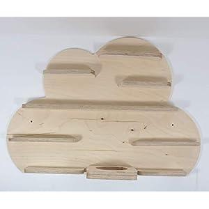 DIY Tonie Board, Wolke, ideale Aufbewahrung für Tonie Box und Tonie Figuren, Kinderzimmer Regal, Deko Board…
