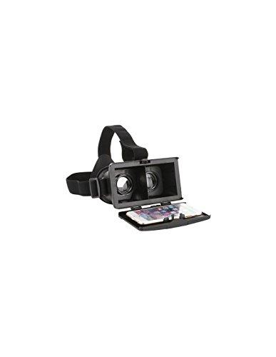 Velleman Virtual-Reality-Brille FÜR SMARTPHONE - Max.Abmessungen 154 x 82 mm (± 6 x 3.2')