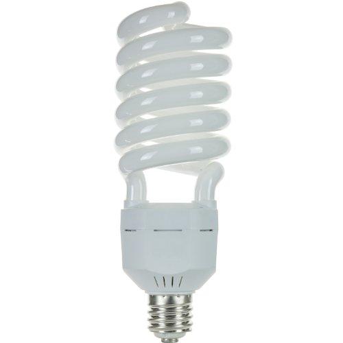 Sunlite SL105/30K/Mog/277V 105Watt hohe Wattleistung Spirale Energiesparlampe CFL Mogul Boden 277Volt warmweiß -