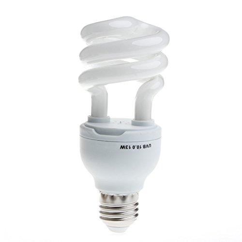 Lampada UV per rettili da 13W UVB 5.0/10.0 a risparmio energetico