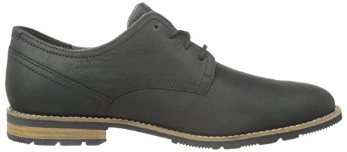RockportLEDGE HILL TOO PLAIN TOE BLUCHER - Scarpe stringate Uomo Nero (Nero (nero))