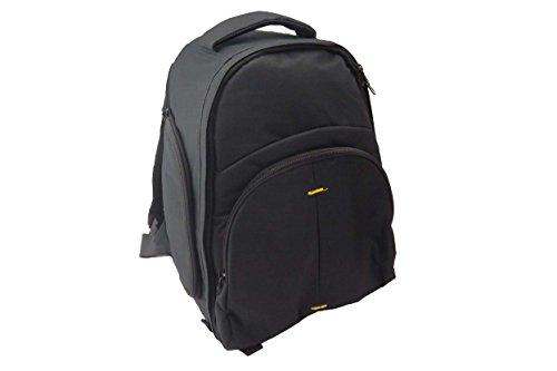 vhbw Universal Tasche Rucksack für Kamera, Camcorder Nikon D50. (D50 Camcorder)