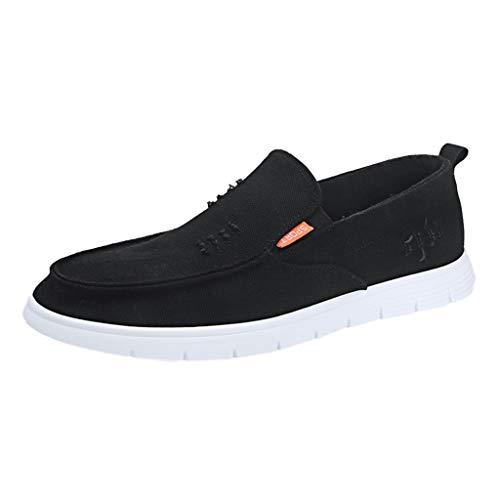YU\'TING Zapatos de Running para Hombre Mujer Zapatillas Deportivo Outdoor Calzado Asfalto Sneakers Rosa Gris
