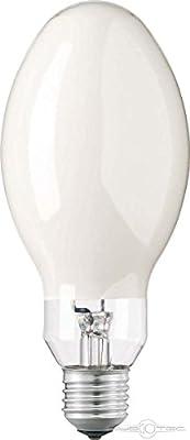 Philips HPL-N - Lámpara de vapor de mercurio a alta presión, 125 W
