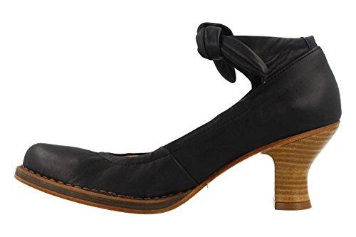 NEOSENS Schuhe Rococo S607 Smooth Schwarz Schwarz