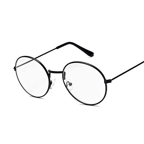 OULN1Y Sport Sonnenbrillen,Vintage Sonnenbrillen,Ocean Yellow Red Round Sun Glasses For Women Mirror Retro Ladies Small Sunglasses Women