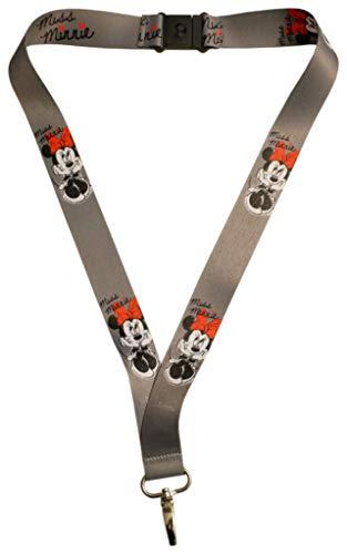 Disney Minnie Mouse Dream Collection Schlüsselanhänger Schlüsselband Lanyard