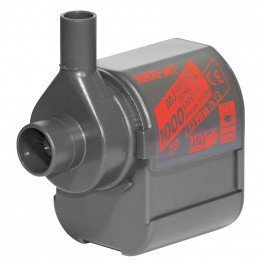 Pompe à eau submersible 1000 litres/h - Maxi-Jet