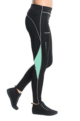 Mobina Pantalones de Compresión de Correr Deporte Jogging Fitness Yog
