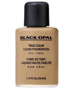 Black Opal Liquid Foundation Truly Topaz 35 ml by Black Opal (English Manual)