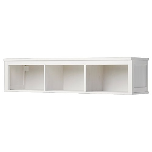 IKEA HEMNES - Wand- / Bridging Regal Weiß Fleck