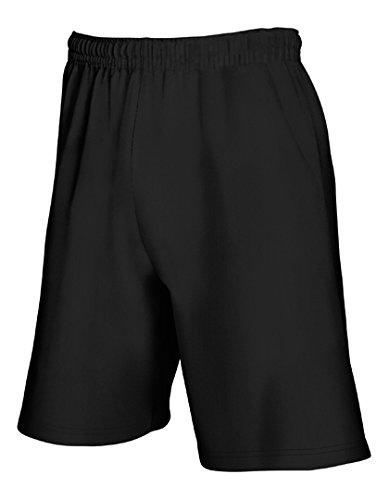 39296ad435cda Fruit of the Loom Short Homme Pantalon Court été Lightweight Short
