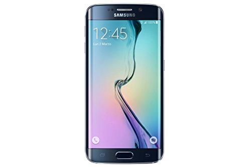 Samsung G925 Galaxy S6 edge Smartphone, 32 GB, Nero [Italia]