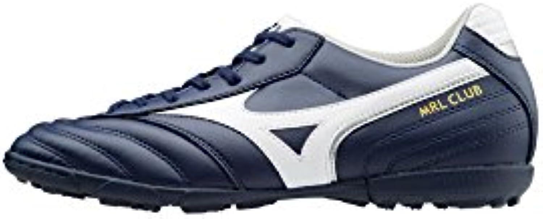 Mizuno Scarpe da Calcetto MRL Club As Peacoat bianca argento | Vendite Online  | Scolaro/Ragazze Scarpa