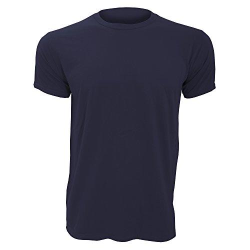 Anvil Herren T-Shirt Fashion Tee (Medium) (Marineblau)