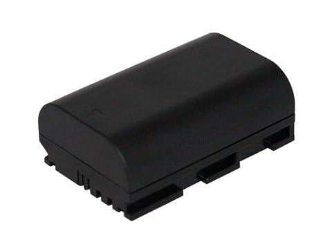 PowerSmart® 7,20V 1700mAh Akku für Canon EOS 5D Mark II, Mark III, Mark2, 60D, 60Da, 6D, 7D, 70D, LP-E6