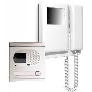 Price comparison product image Golmar 5110 / SC / Colour Video Intercom Kit 1 linea